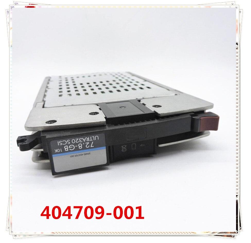 new for 286714-B22 404709-001 73G 10K 3.5 SCSI