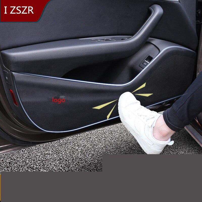 Innentür Anti-Kick Pad Für Audi A4L A6L Q3 Q5 Q7 A3 2017 Z2EA1005