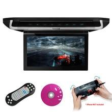 "Monitor 10 ""Auto Audio HD Digital TFT Monitor Touch Panel Auto Dach DVD Player mit HDMI Port LED Licht IR Sender"