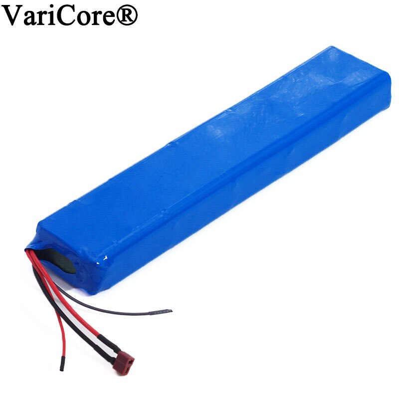 VariCore-بطارية ليثيوم أيون للدراجة الكهربائية ، 36 فولت ، 10S4P ، 10Ah ، 42V 18650 ، BMS 20a 600W