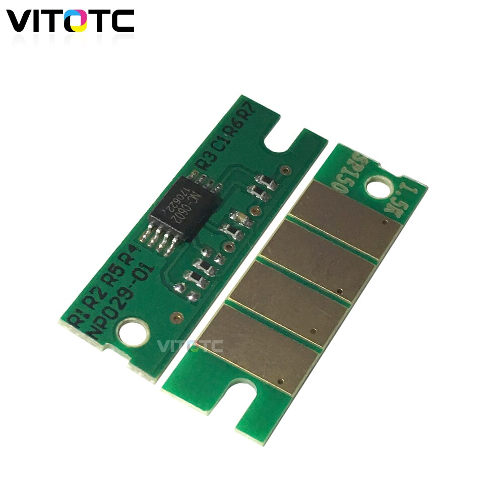 Kaseta z tonerem kompatybilny dla Ricoh 3600SF 3610SF 3600DN SP3600 4510SF 4510DN SP4520DN BK chipy do resetu tonerów 407340 407319