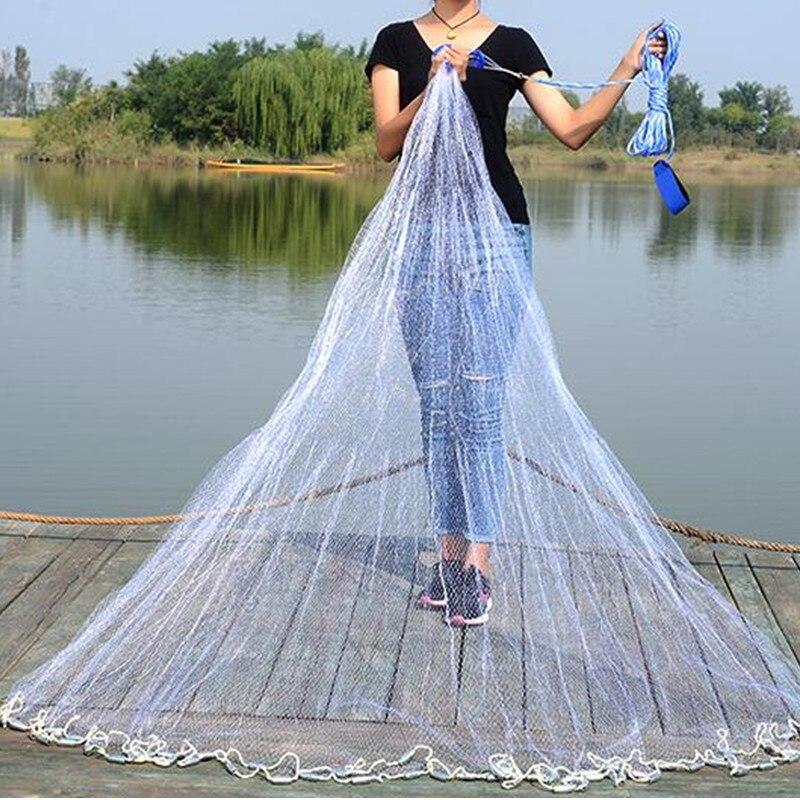 D600cm-D720cm red de pesca rede pesca