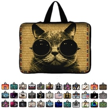 Universal 7 10 11.6 13 14 15 17 Portable Laptop Bag Carry Cases Sleeve Netbook Cover 13.3 15.4 15.6