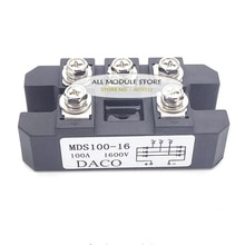 MDS100A 3-Phase Diode Bridge Rectifier 100A Amp 1600V MDS100-16 MDS100A1600V  MDS100A 1600V