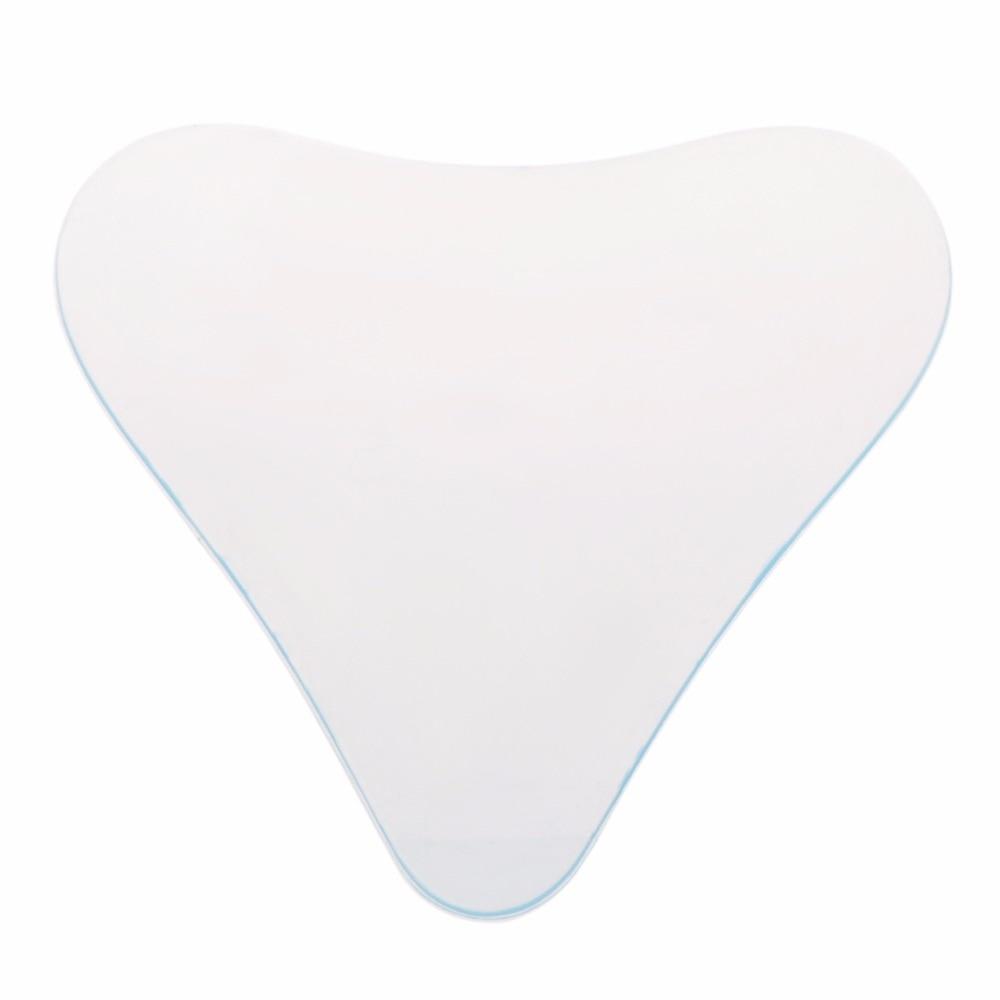 Almohadillas reutilizables Anti arrugas para el pecho, parches de silicona autoadhesivos, para eliminar el cuidado de la piel