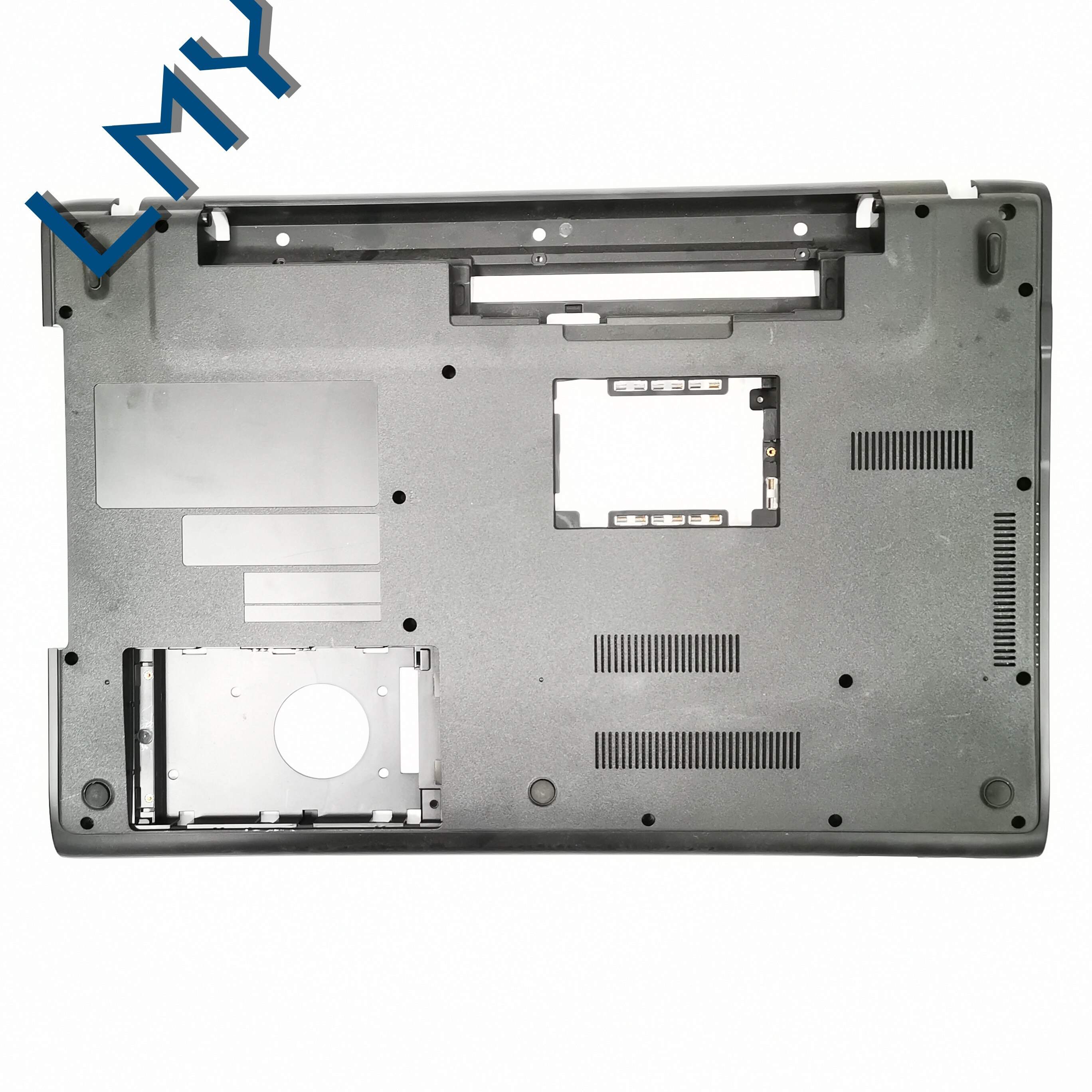 Brand new original Laptop case  for For SONY VAIO SVE171 SVE171E13M 17.3 laptop bottom base D shell  Black  SGM604MR09003