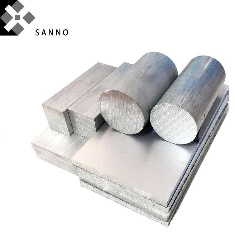 Placas redondas da liga de alumínio 1mm, 3mm, 5mm, 6mm o disco de alumínio pode ser personalizado folha/hastes finas do metal do al