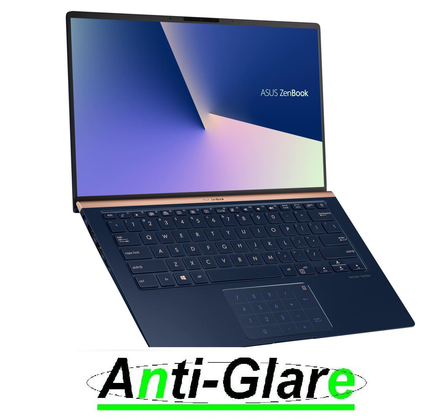 """2 шт. антибликовое защитное покрытие для экрана для 13,3 """"ASUS ZenBook 13 UX333 UX333FA UX333FN UX333F NanoEdge ноутбука"""