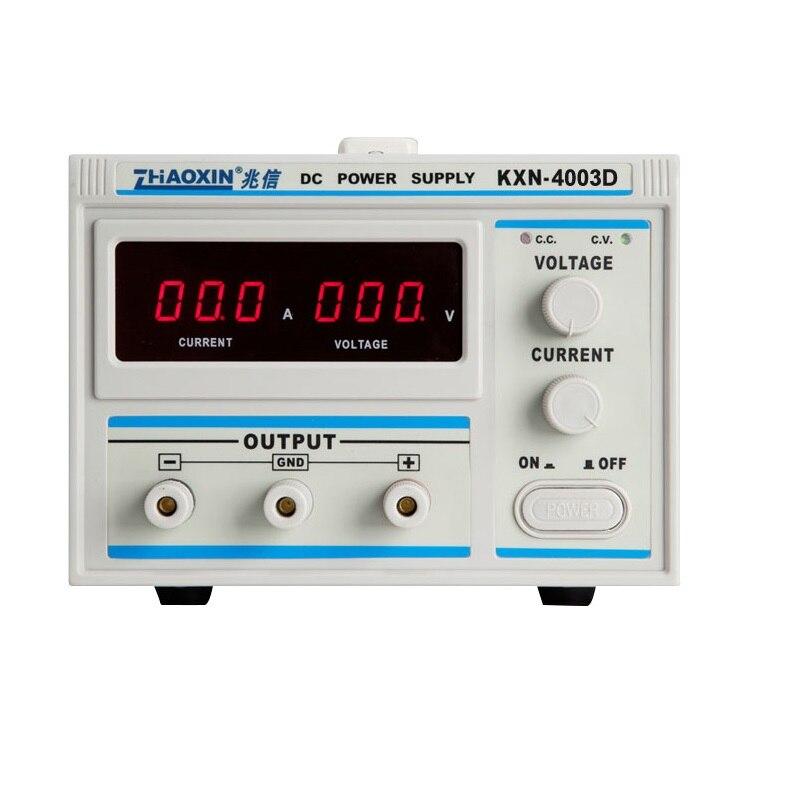 KXN-4003D High power DC power supply KKXN-4005D Laboratory power supply 400V Adjustable voltage regulator