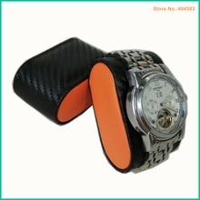 10 Pieces Free Shipping New Design PU Leather Watch Display Storage Cuff Cushion Pillow, Watch Box Cuff Insert