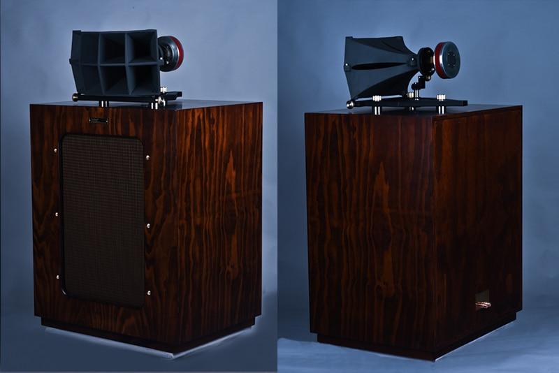 L-004 Line Tube Magnetic LM-812 Classic Tube Amplifier Speakers Copy ALTEC-808 18 Inch Subwoofer High Sensitivity speaker 102dB