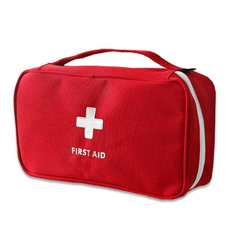 Портативный медицинский набор первой помощи сумка для выживания пустая медицинская сумка для хранения путешествия Спорт на открытом возду...