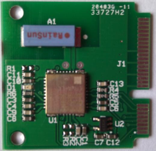 Real6410 плата разработки sdio wifi модуль беспроводная сетевая карта, совместимый GM320, 88W8686 чип