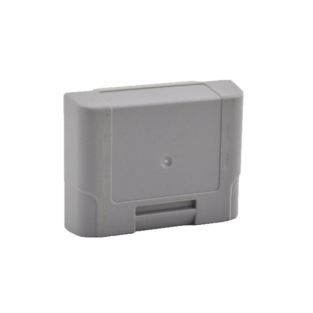Tarjeta de memoria pak de expansión de alta calidad para controlador de N-64