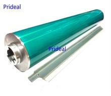 Prideal DR610 OPC drum + Scraper blade for Konica C6000 C6500 C6501 C7000 C5500 C5501 OPC DRUM C7000 color printer part Cylinder