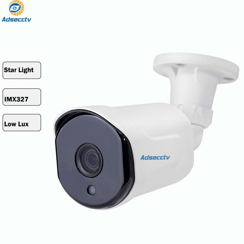 sony starvis starlight tvi ahd 1080P IMX327 cmos sensor ir cut filter cctv hd infrared waterproof surveillance outdoor camera