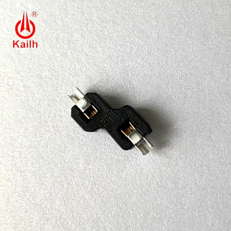 Kailh tomada de troca quente para baixo perfil 1350 interruptores de chocolate no teclado mecânico pcb tomada diy modificação base