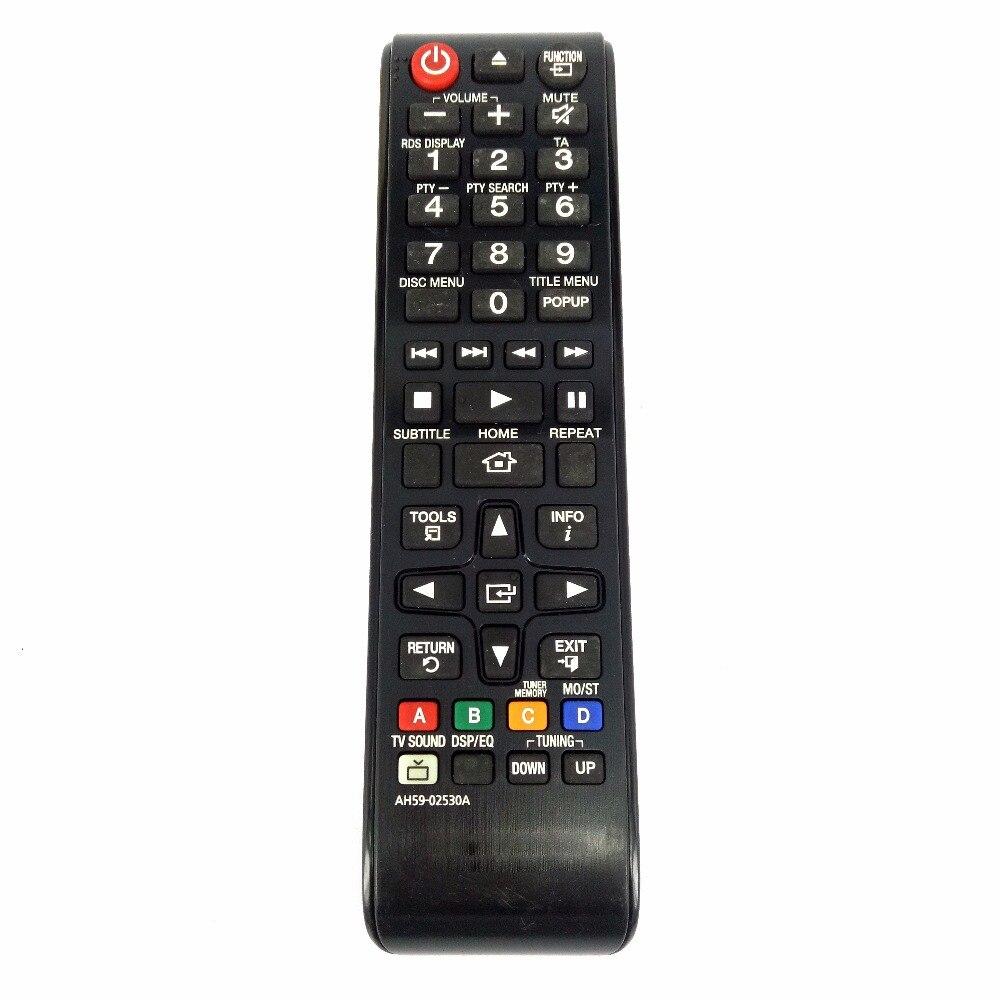 Новый оригинальный AH59-02530A для Samsung 3D Blu-Ray DVD, Система домашнего кинотеатра с дистанционным управлением для HT-J4500 Fernbedienung