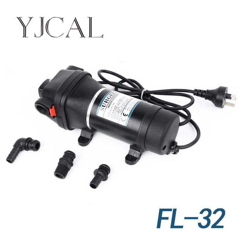 150w electrical automatic shower pump solar heater gas heater use hot water booster pump running water pressure increasing pump FL-32 110V 220V Small Household Electric Water Pump Water Heater Booster Self Priming Pump Temperature Control Pressure