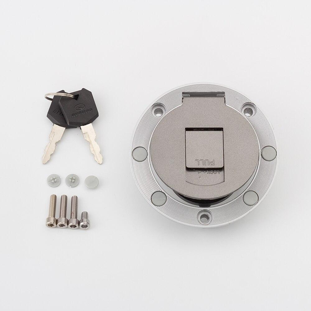 Топливный бак мотоцикла Кепки крышка бензобака замок для Yamaha YZF R1 R6 600 750 XJR 1200 400 TDM 850 900 TRX850 FJ1200