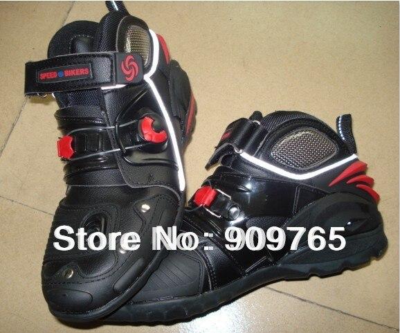 Envío Gratis nuevo hombre botas impermeables negras botas protector casco de motocicleta bici protector trasero chaqueta de carreras Mx Atv go kart