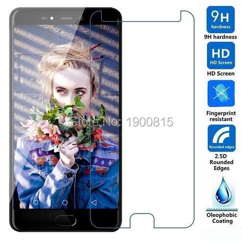 Für Leagoo T5 Gehärtetem Glas 2.5D Schutzhülle Film 9 H Explosion-proof LCD Screen Protector Für Leagoo T5 T5C schutz Saver