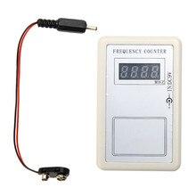 Contador Detector de frecuencia de prueba RF para Control remoto de llave de coche