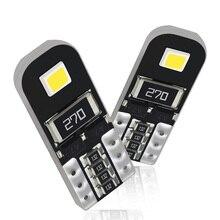 Canbus T10 W5W Voiture LED Parking Lumière Lampe De Dégagement Pour Audi A3 A4 B6 B8 A6 C6 80 B5 B7 A5 Q5 Q7 TT 8P 100 8L C7 8V A1 S3 Q3 A8