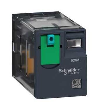Rxm2cb2fd miniatura plug-in relé-zelio rxm-2 c/o-110 v dc-10 a