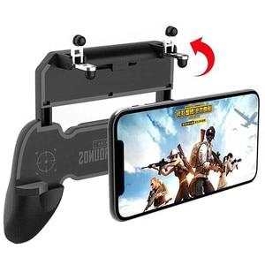 Eastvita pubg controlador móvel para iphone android telefone jogo almofada móvel gaming gamepad joystick l1 r1 aciona l1ri botão de fogo