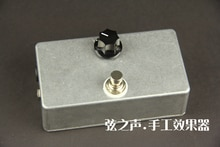 Bricolage MOD Electro Harmonix Muff Fuzz pédale guitare électrique Stomp boîte effets amplificateur ampli acoustique basse accessoires effecteurs