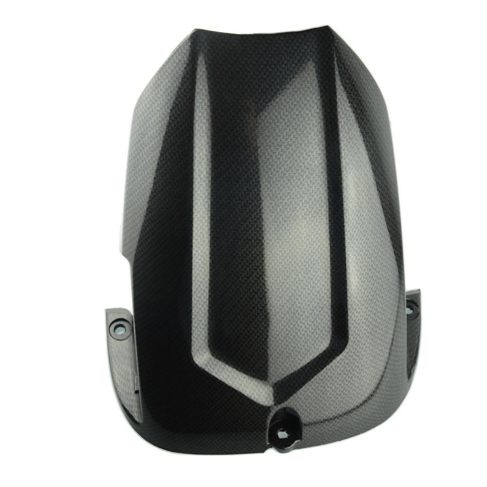 Para Yamaha YZF R6 2003, 2004/2005/R6S 2006, 2007, 2008, 2009 de carbono rueda trasera abraza guardabarros barro Splash Guard