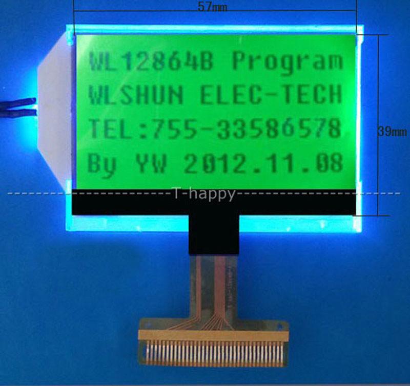 Графический ЖК-дисплей 12864B для Mega328 12864 ЖК-дисплей для T3 T4 ESR тестер транзисторов