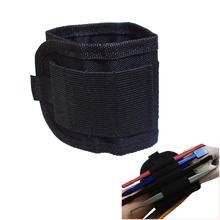 Оксфордская Магнитная поясная сумка, сумки для автомобильных инструментов, Тонировка окон, виниловая пленка, инструменты для пинг пленки, магнитный держатель, скребок, сумка для ножей D09