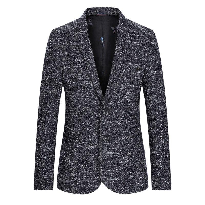 2018 New Arrival Slim Fit Blazer Of Men Stylish High Quality Traje Chaqueta Hombre