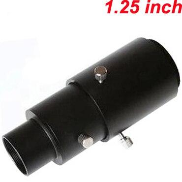 Telescopio astronómico CA1 tubo de extensión 1,25 pulgadas T cabeza fotografía tubo astronómico telescopio accesorios MUOU