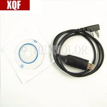 Câble de programmation USB XQF pour KENWOOD TK2100 TK3207 KPG-22 BAOFENG UV-5R Radio bidirectionnelle