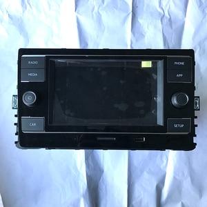 "Carplay MQB 6.5"" MIB Car Radio Bluetooth For Passat B8 Golf 7 5GG 035 280D 5GG035280D 5GG 035 280 D"