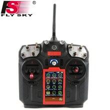 Più Nuovo Flysky FS-I8 8 Canali Trasmettitore con IA10B/IA6B Ricevitore Rc Remote Conroll 2.4G 8CH per Mini Drone elicotteri
