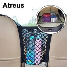 Atreus для Mitsubishi ASX Suzuki Subaru Acura Jeep Renegade Fiat 500 Hyundai, чехлы для багажника заднего сиденья с фиксированной сеткой