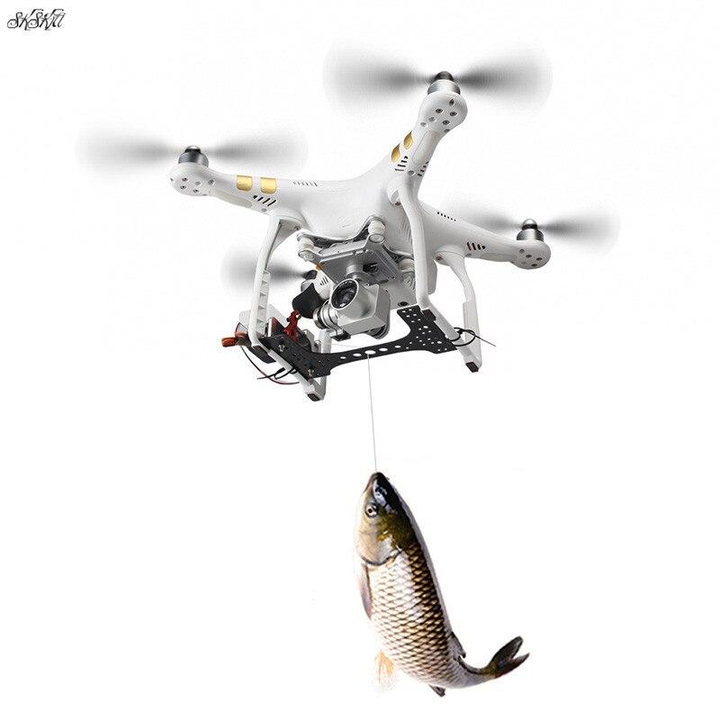Airdrop параболический серво-переключатель пульт дистанционного управления для DJI phantom 3 Advanced Professional 3SE drone аксессуары
