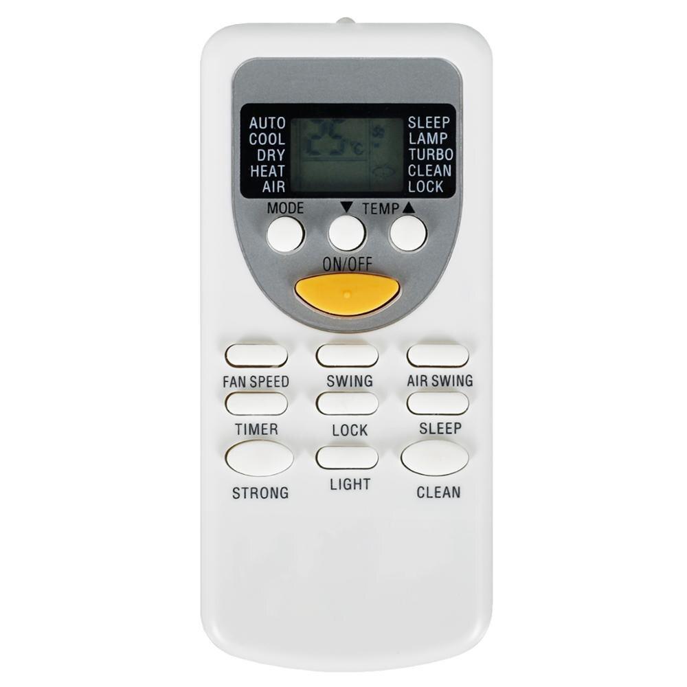 Aire acondicionado aire acondicionado control remoto adecuado para rheem chigo VOLTAS ZH/JT-01 ZH/JT-03