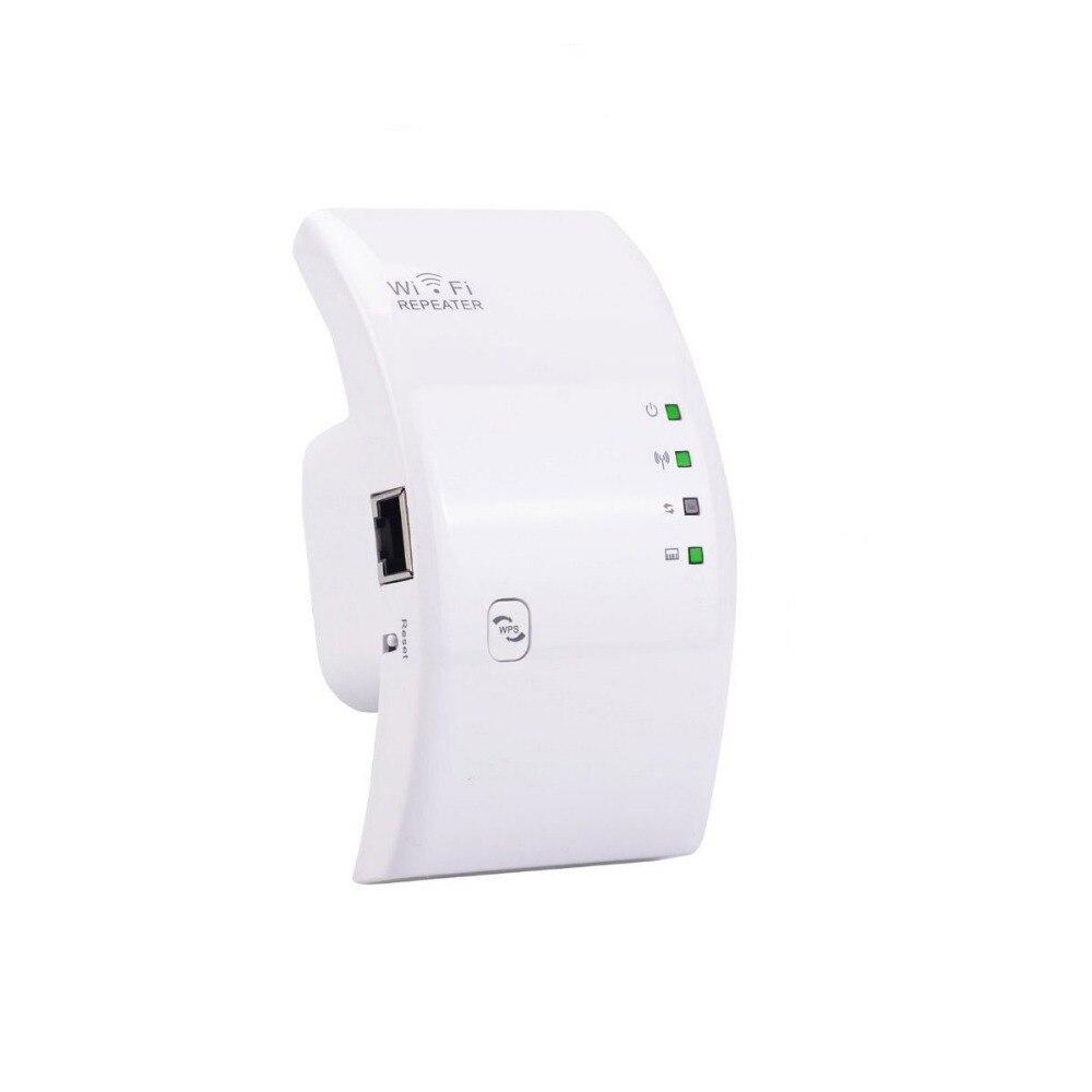 Repetidor Wifi inalámbrico de 300 Mbps, red Wifi WLAN de 2,4 GHz, Mini enrutador Wifi, amplificador ampliador de rango de señal 802.11N/B/G
