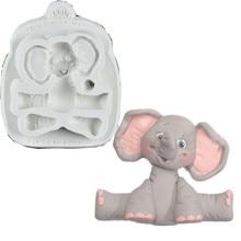 Luyou 3D ELEPHANT Silicone Mould DIY Fondant Cake Molds Cupcake Soap Chocolate Confeitaria Kitchen Accessories FM1159