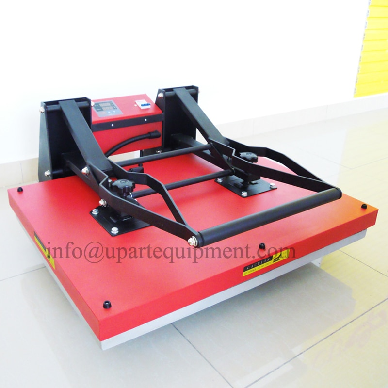 24x32 inch large size heat press print t shirt printing machine