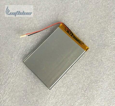 "Paquete de baterías Witblue polímero li-ion 3000 mAh 3,7 V para reemplazo de la tableta 7 ""Irbis TZ761 TZ765"