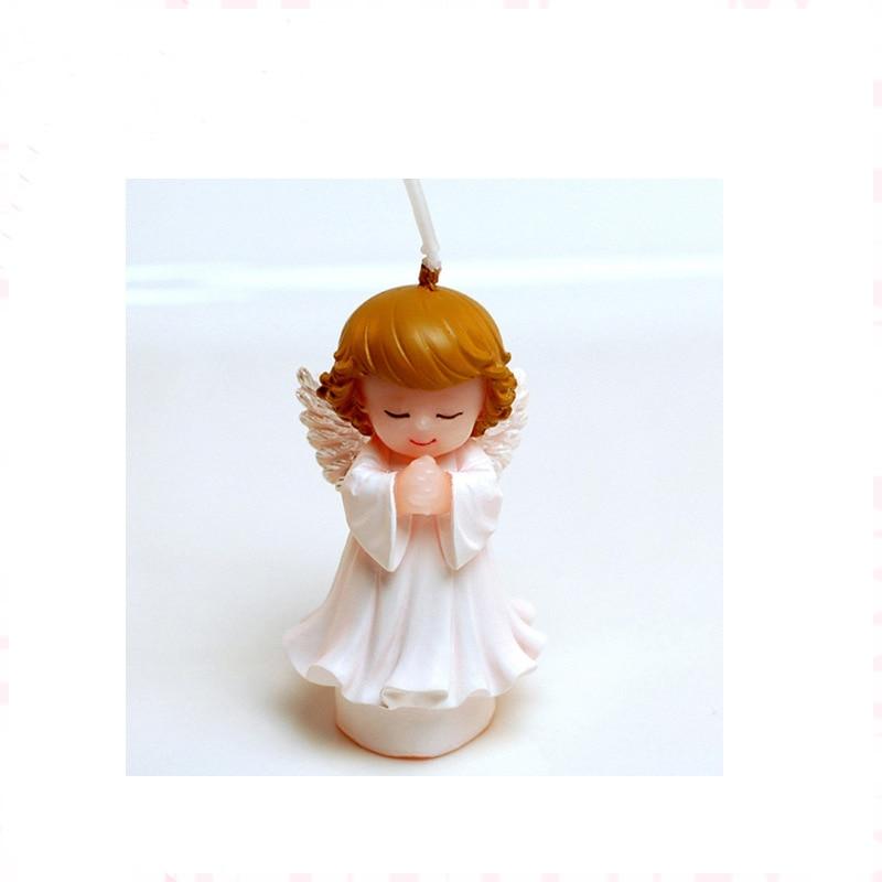 Luyou 3d menina anjos série em forma de bebê fondant moldes de chocolate molde silicone fondant bolo decoração ferramentas fm1118