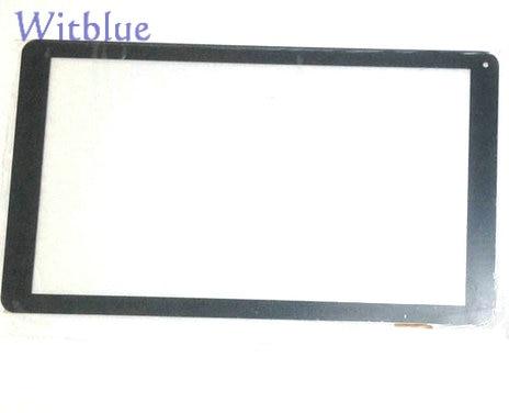 "Witblue nuevo pantalla táctil para 10,1 ""LOGICOM La Tab 106 Tablet panel táctil digitalizador vidrio de LOGICOM LaTab 106 reemplazo"