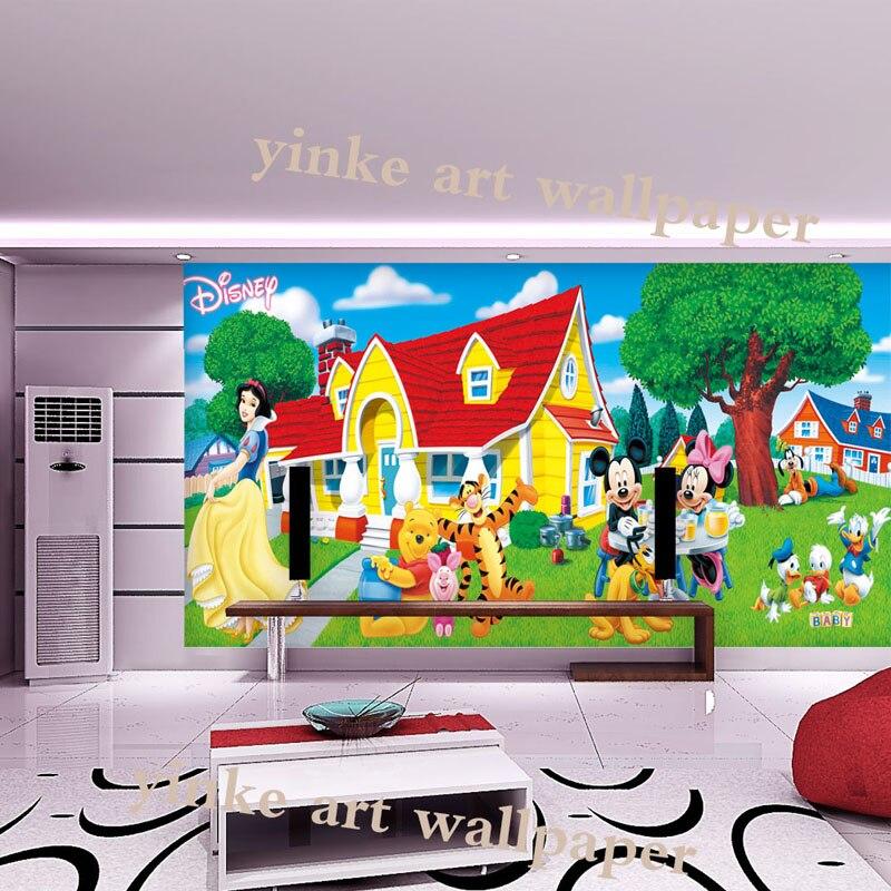 Papel tapiz 3d moderno y Simple de espesor, papel tapiz para dormitorio, sala de estar, calentador para niños, papel tapiz de fondo antiestático resistente al agua en 3D