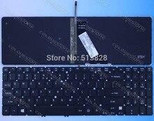New original US avec rétro-éclairé clavier Dordinateur Portable pour ACER V5 V5-571 V5-531 V5-531G V5-551 V5-551G V5-571G V5-571P V5-531P M3-581
